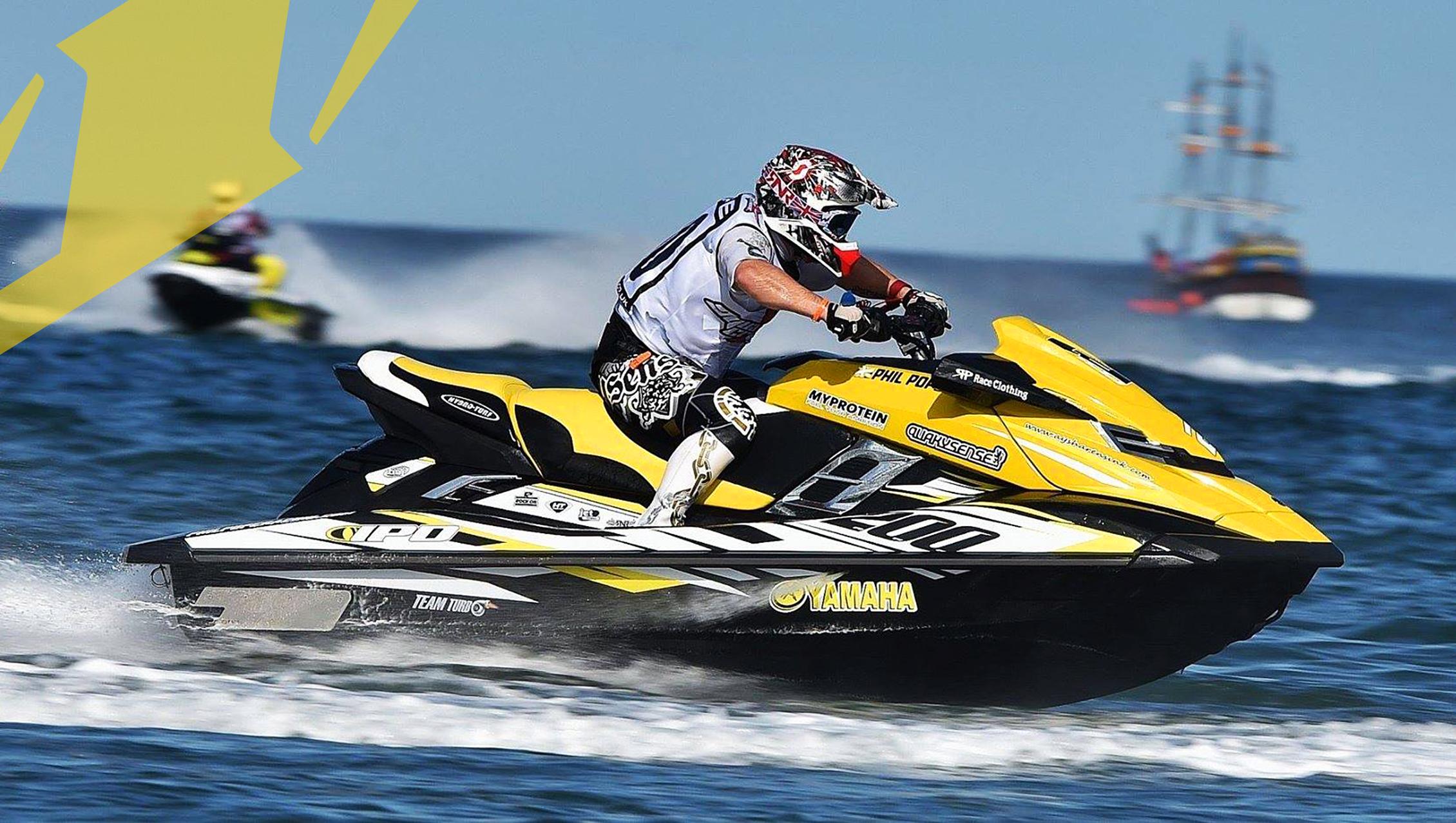 Ipd jet ski graphics for Yamaha jet skis